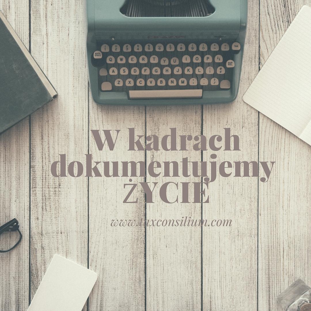 W kadrach dokumentujemy czyjeś życie – wywiad z Wiktorią  Kuczmańską