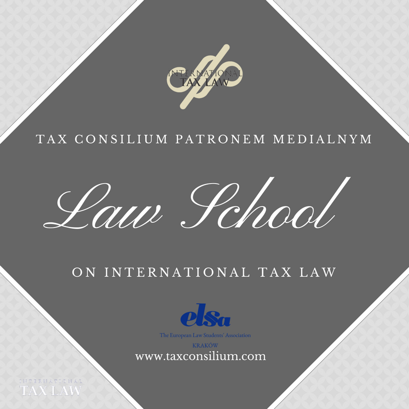 Law School on International Tax Law