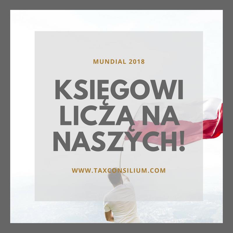 Księgowi i Mundial 2018!