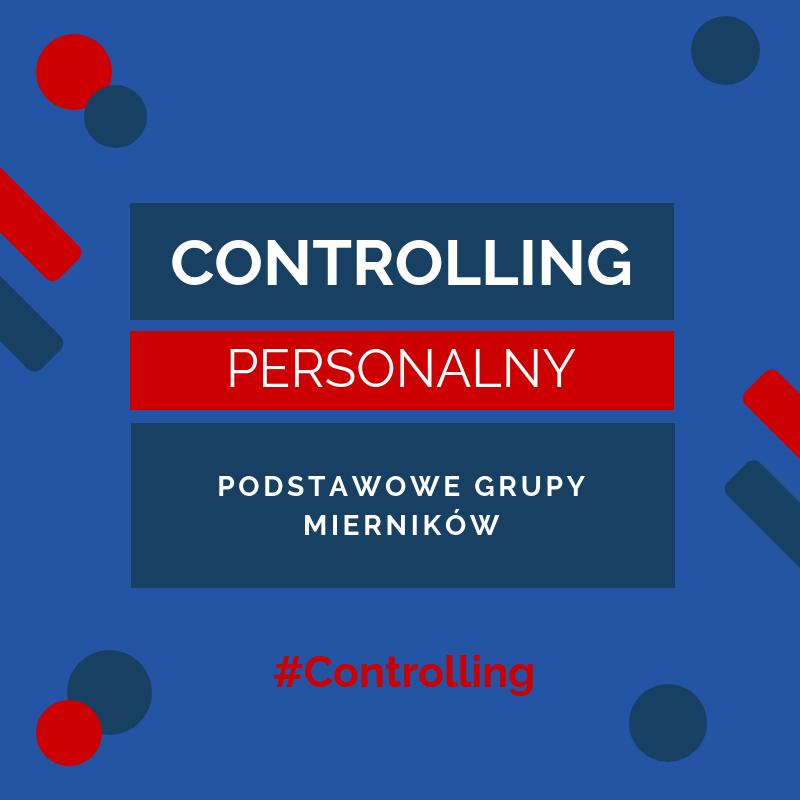 Controlling personalny – podstawowe grup...