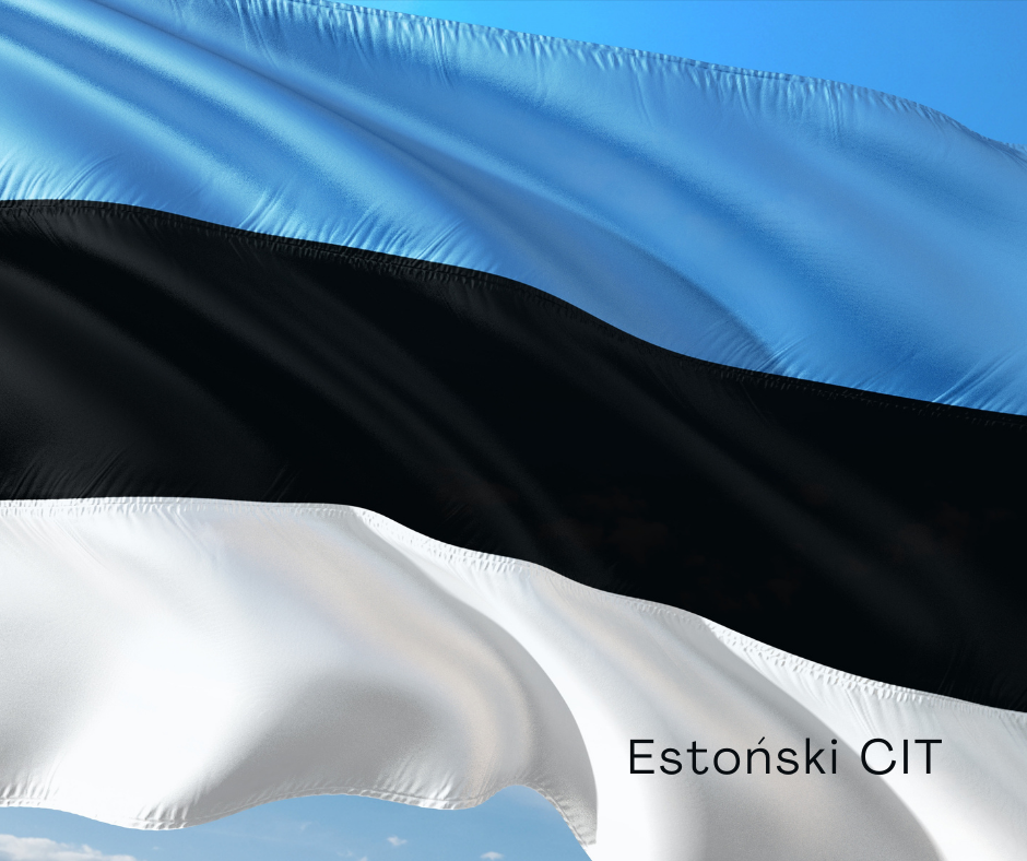 Estoński CIT nowy system rozliczania pod...