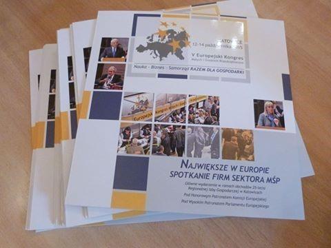 Europejski Kongres MŚP – idzie lepsze!